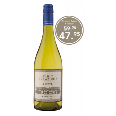 Errázuriz Estate Series Chardonnay